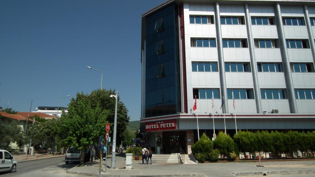 petek hotel etstur