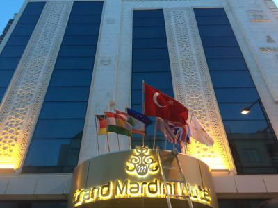Grand Mardini Hotel