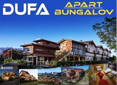 Dufa Bungalov Apart Restaurant