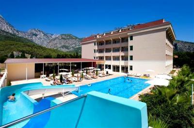 Castle Park Hotel Beldibi