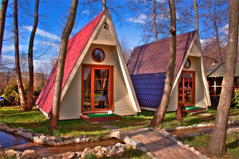 cansu bungalow camping etstur